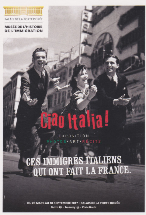 Ciao Italia affiche