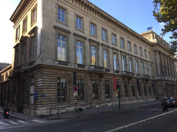 Hôtel de la Monnaie blog