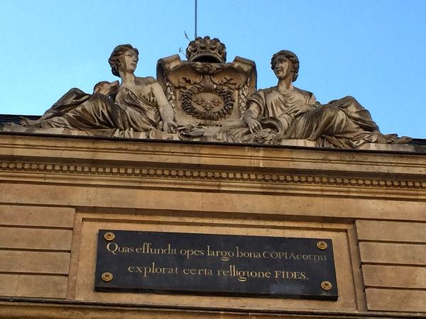 Monnaie Cour d'honneur blog 2