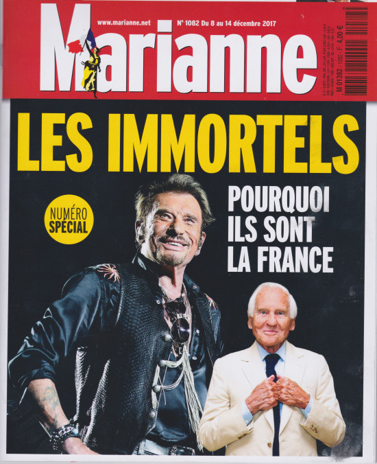 Couverture Johnny