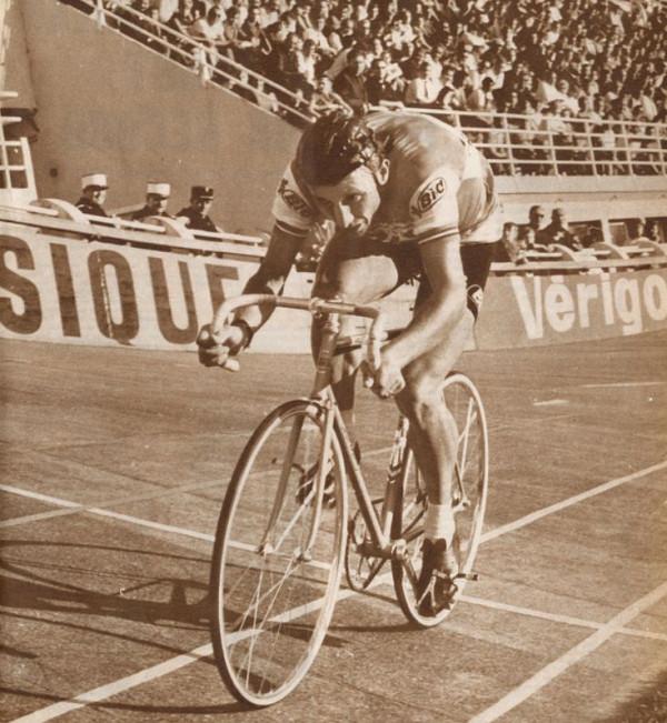 Anquetil  heure Besançon