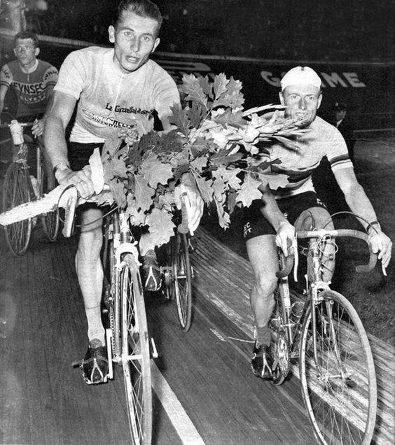 Anquetil Vigorelli Giro 1960
