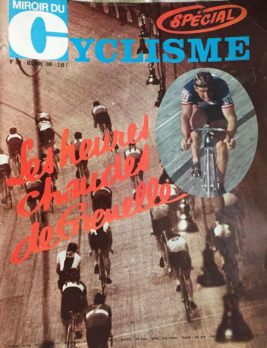 Couverture Miroir Cyclisme blog