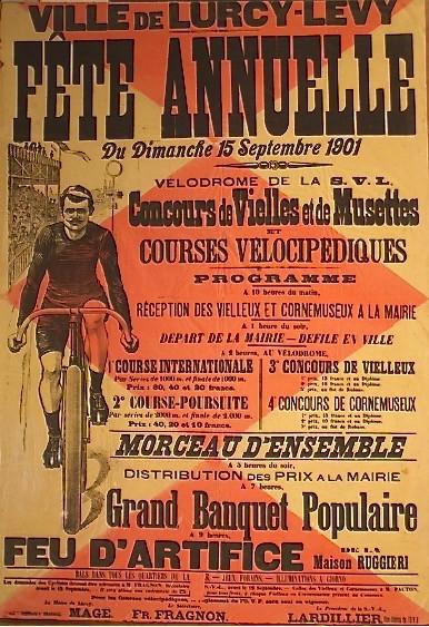 Lurcy Lévis affiche