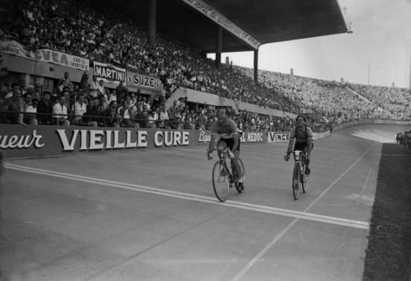 Marseille Tour 1955 Lucien Lazarides