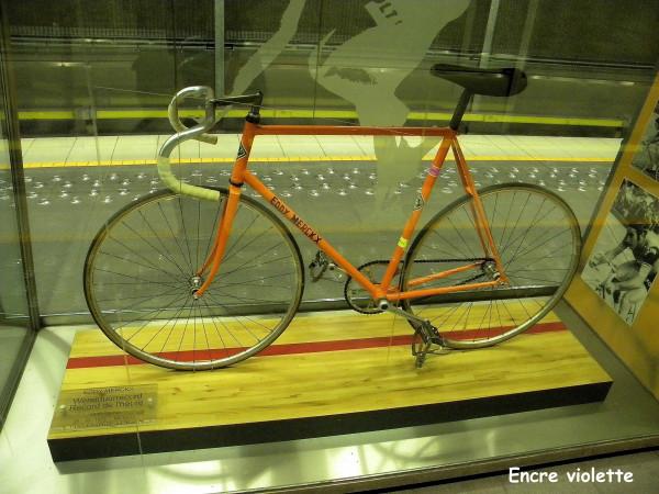 merckx vélo Mexico 1