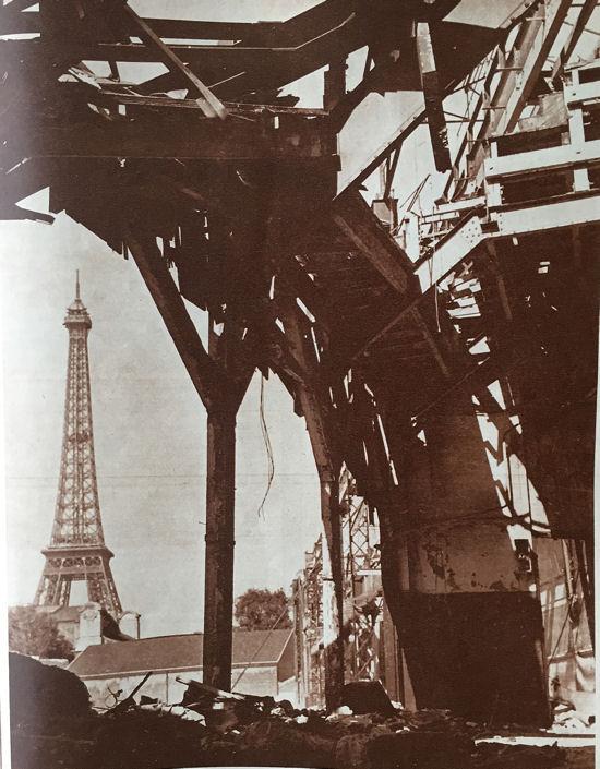 Vel' d'Hiv' démolition blog