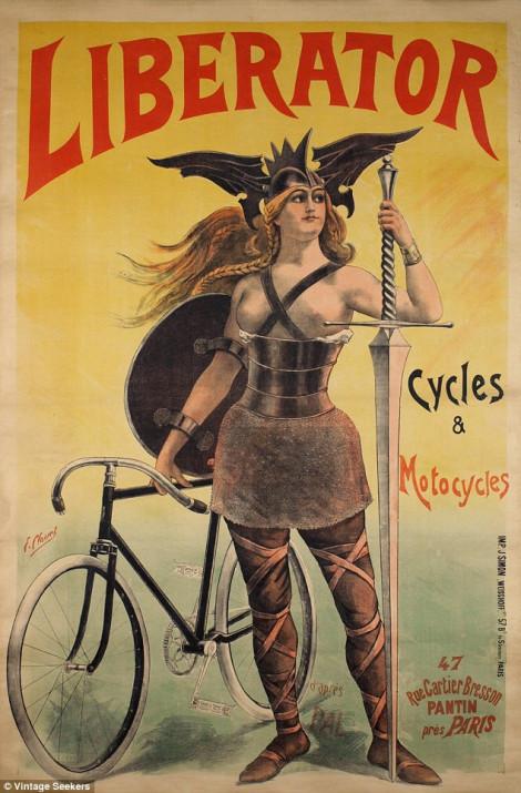 Affiche Libérator