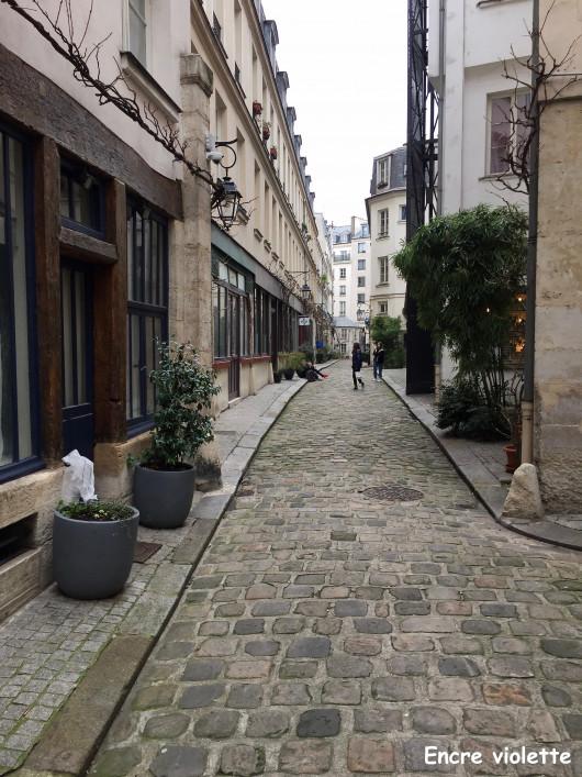 Bastille Cour Damoye 1