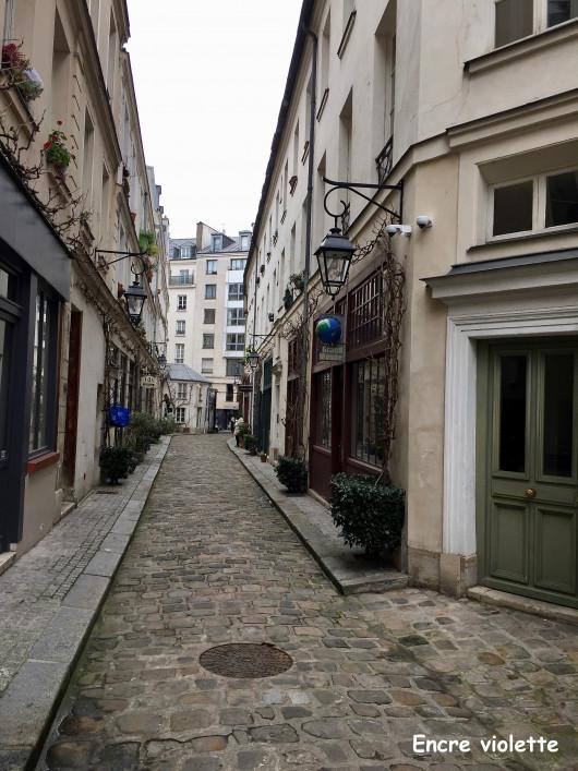Bastille Cour Damoye 2