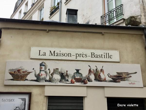Bastille Cour Damoye 5