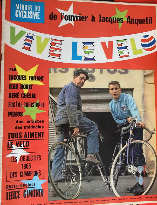 Bicyclette Couverture Miroir du Cyclisme