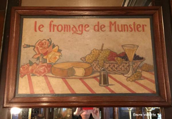 Bofinger tableau Munster