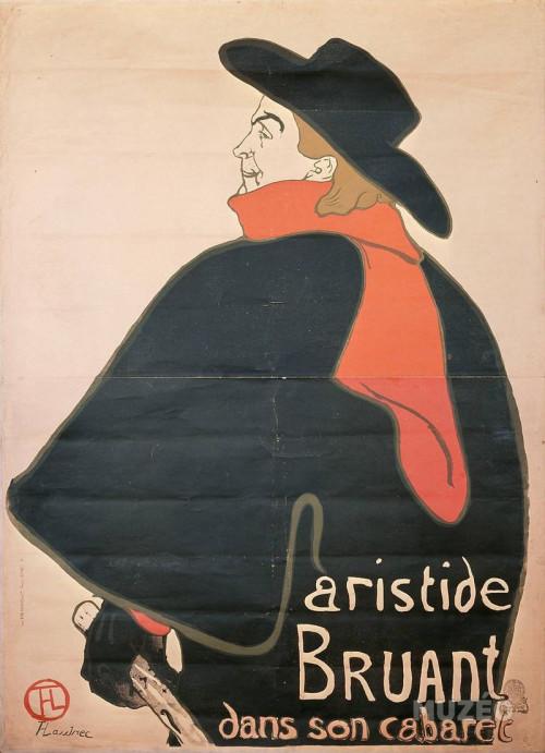 Bruant parToulouse-Lautrec