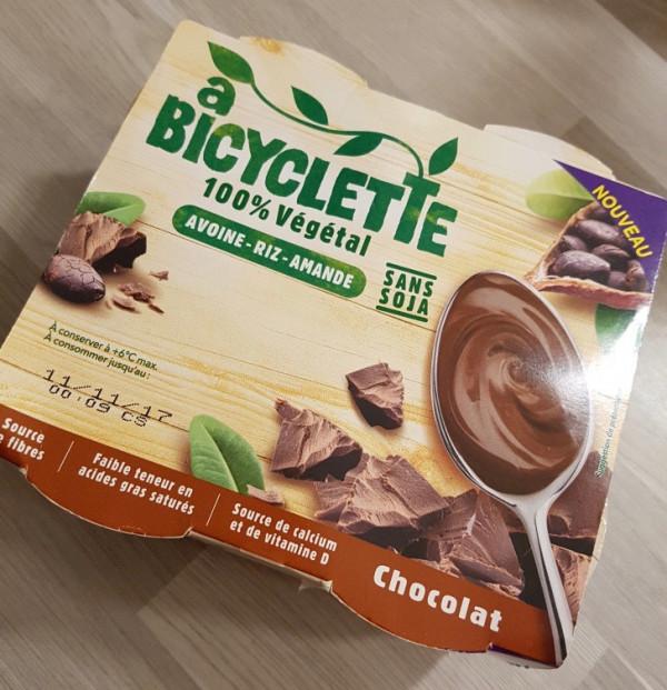 dessert végétal À bicyclette