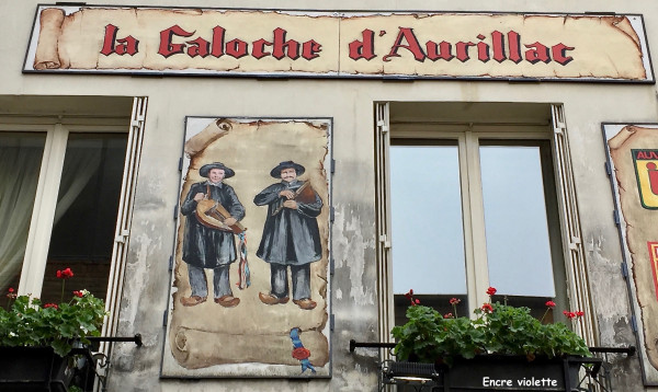 Galoche d'Aurillac GP
