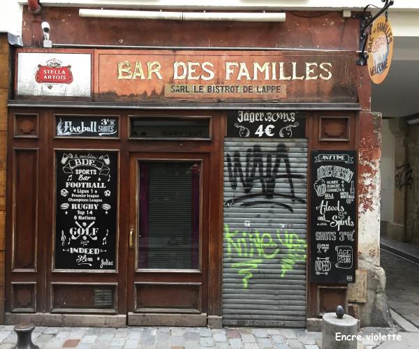 Rue de Lappe 8 bis