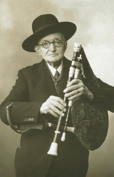 Lappe Antonin Bouscatel cabrettaire