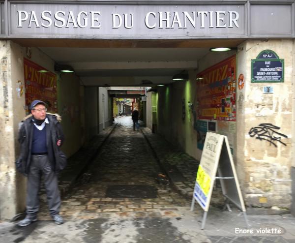 Passage Chantier 1