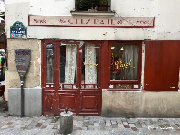Rue de Lappe 23
