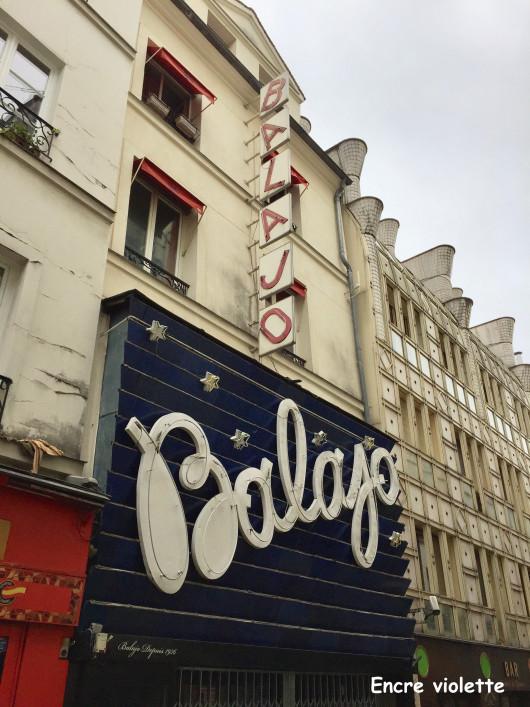 Rue de Lappe 4 Balajo