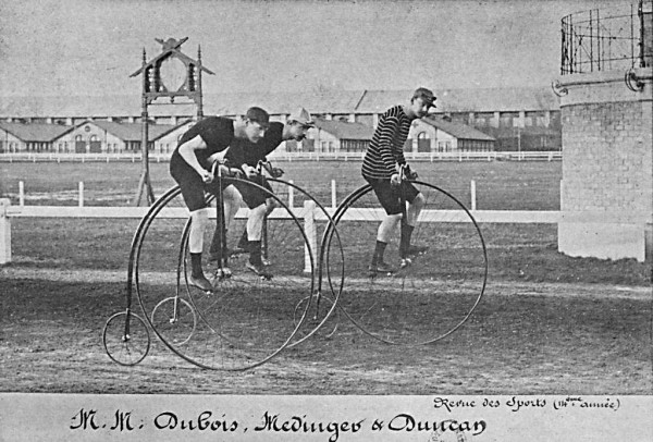 Une_course_de_grand-bi,_fin_1888