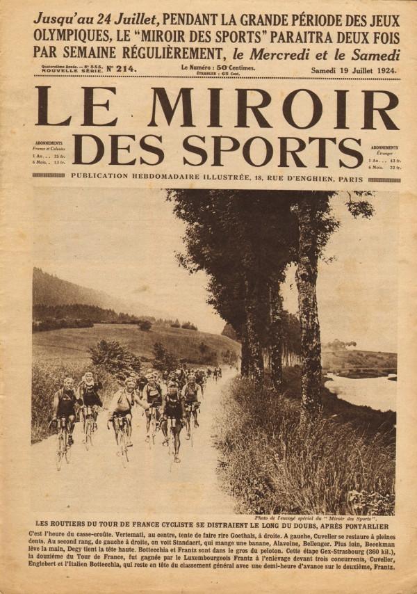 Miroir des Sports -près de Pontarlier