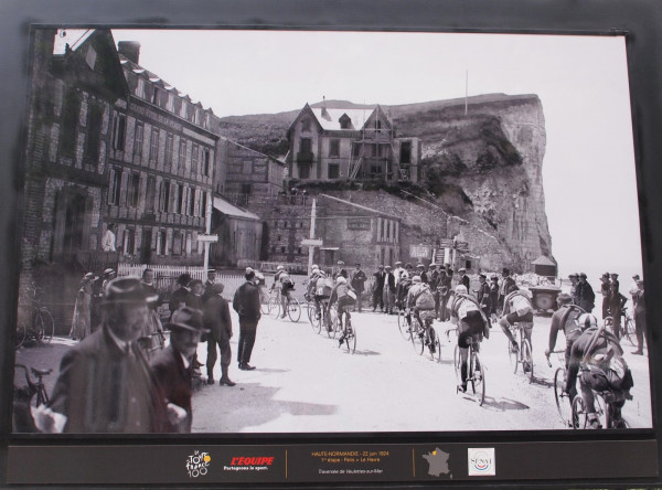 Tour-de-France-1924-Veulettes-sur-Mer-Haute-Normandie