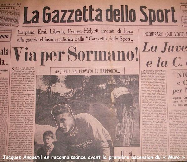 Anquetil Sormano