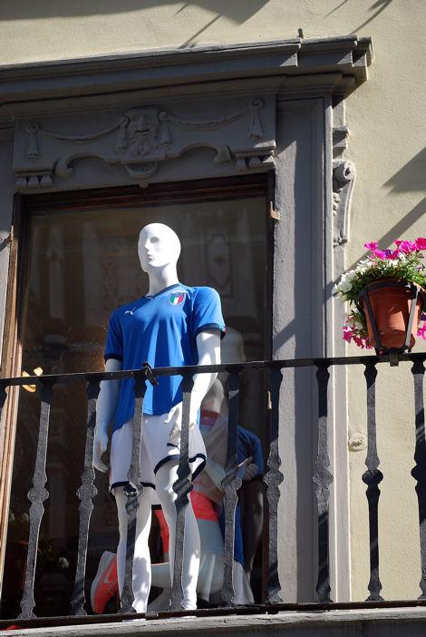 Duomo blog 5 mannequin