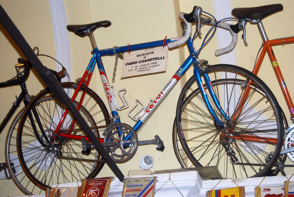 Ghisallo 5 vélo Casartelli  blog