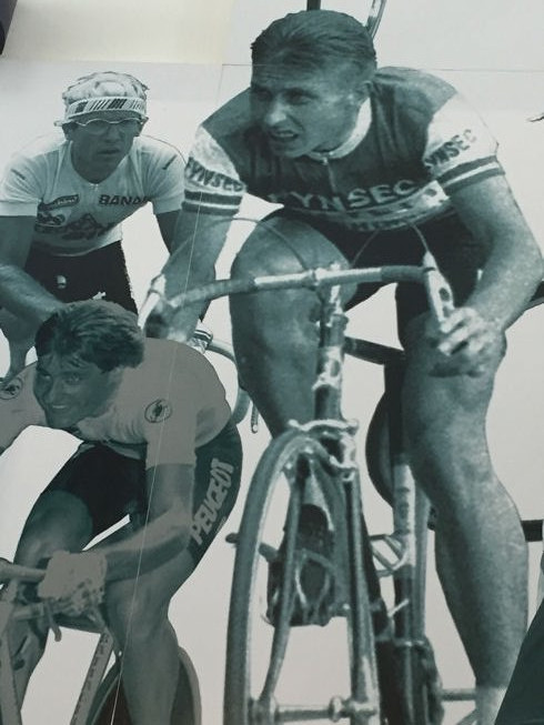 Ghisallo Museo Anquetil Fignon blog 28