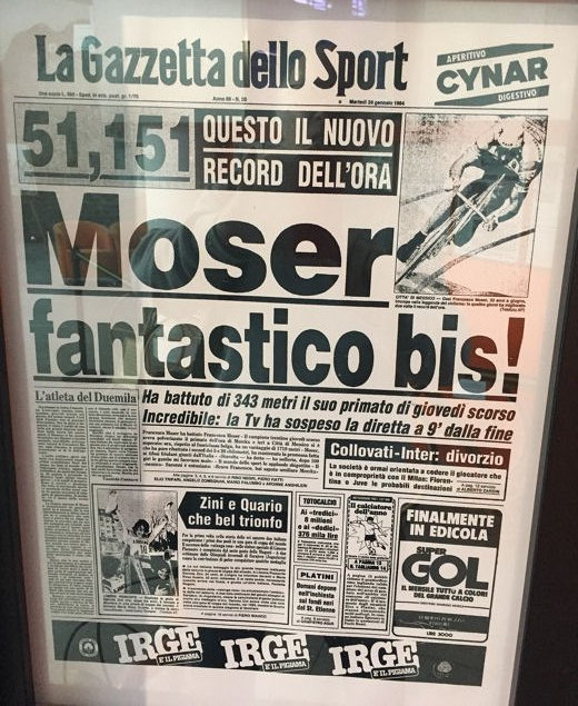 Ghisallo Museo presse Moser blog 34
