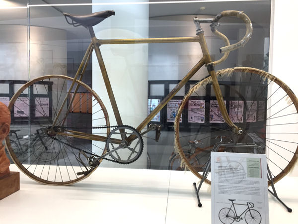 Ghisallo Museo record heure Coppi blog 30