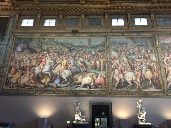 IMG_2660 Salle des 500 Palazzo Vecchio