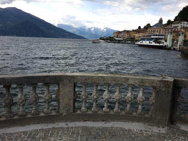 Lac de Côme Belaggio blog 4