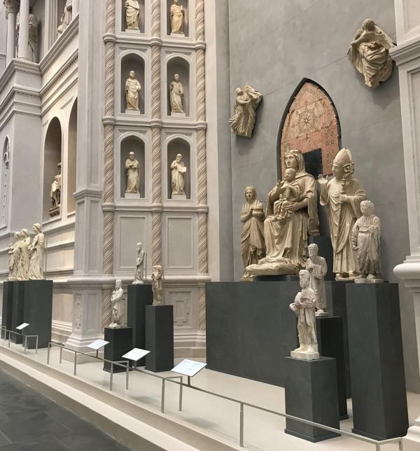 Muséo del Duomo vierge