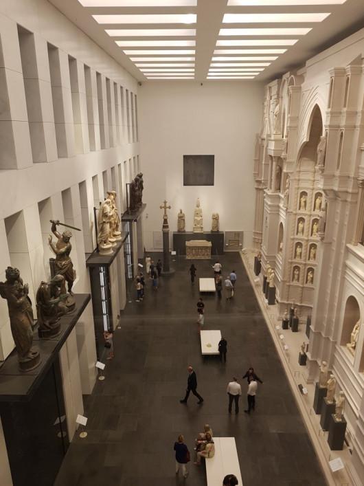 Museo dell'Opera  grande salle