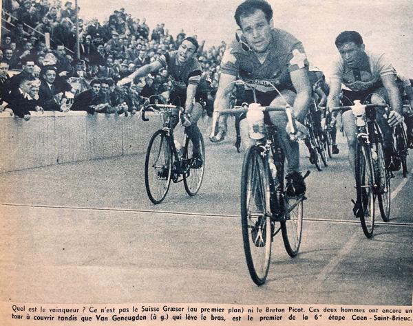 Blog Caen Saint Brieuc sprint