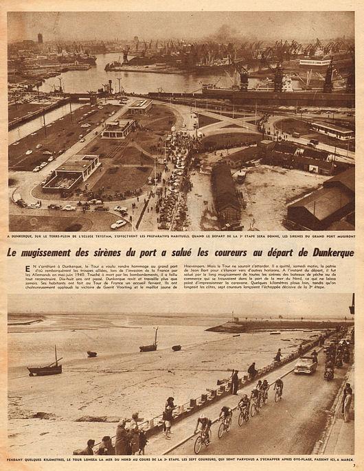 Blog Dunkerque Eu départ