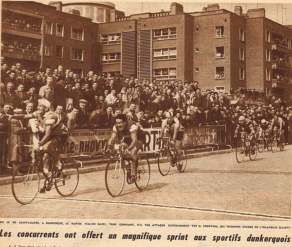 Blog Gand Dunkerque sprint