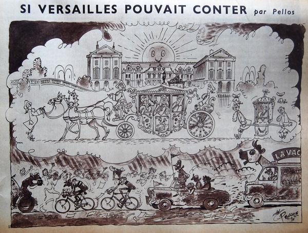 Blog Pellos Versailles