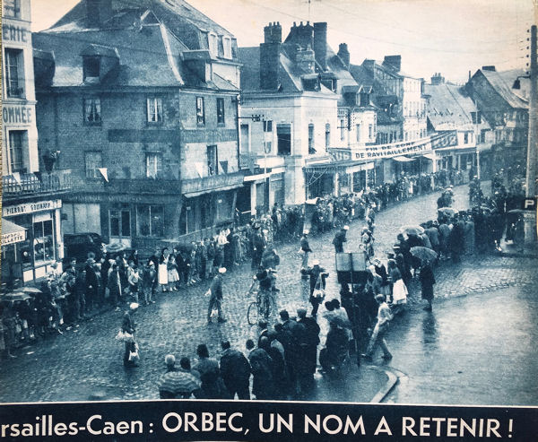 Blog Versailles Caen Orbec