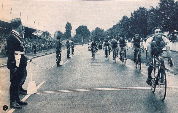 Blog Versailles Caen sprint Sabbadini