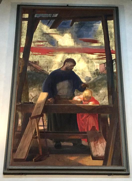San Lorenzo atelier de Joseph blog