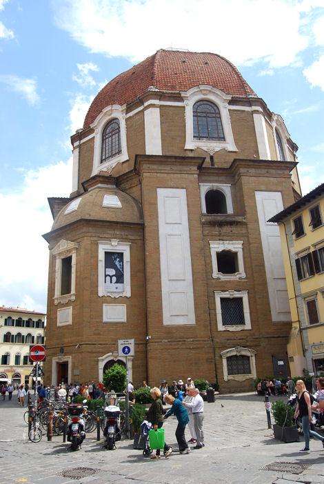 San Lorenzo chapelle Médicis blog