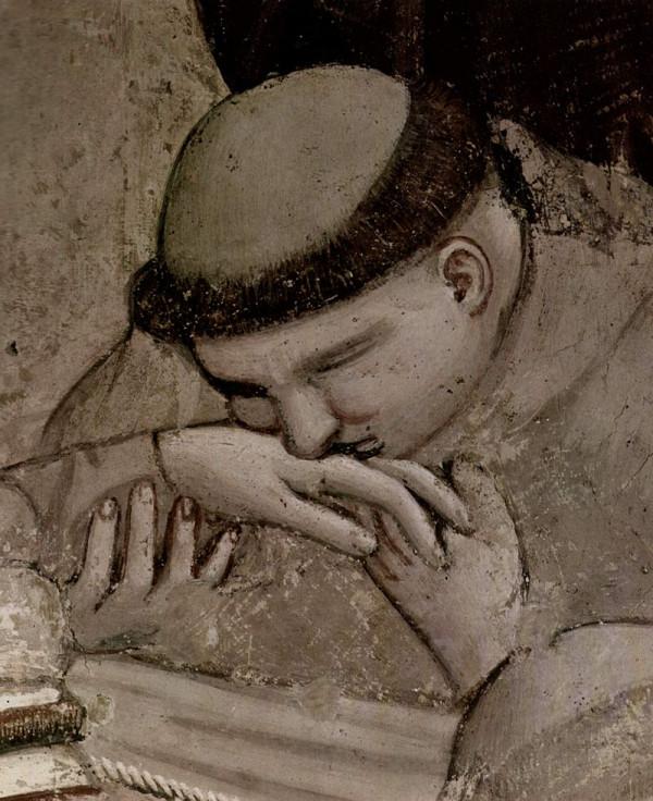 Santa Croce mort de Saint François 3