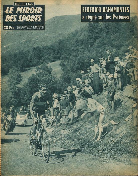 Blog Bahamontes règne sur les Pyrénées