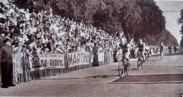 Blog Béziers-Nîmes sprint Darrigade