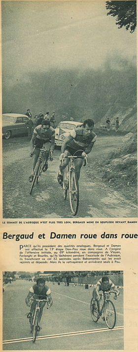 Blog Dax-Pau Bergaud Damen sprint